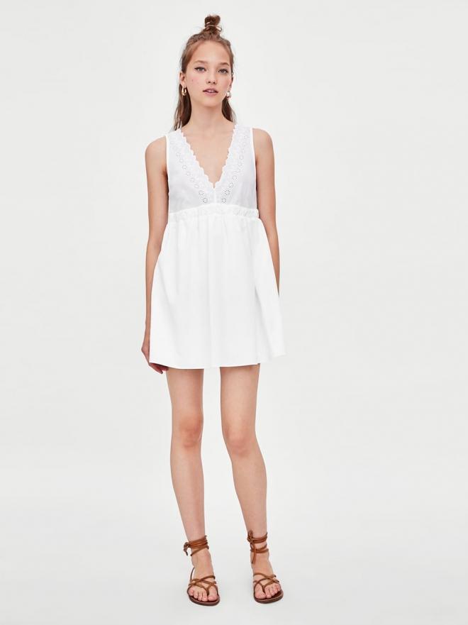 a02089eb8 Los mejores vestidos de ZARA para este verano  ¡los más refrescantes!