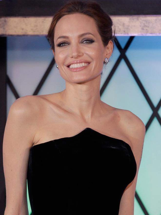 Los looks de Angelina Jolie