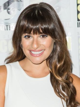 Lea Michele, la energía de Glee