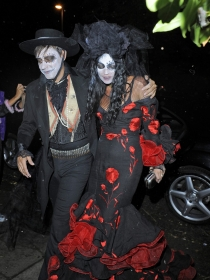 Disfraces sofisticados para Halloween