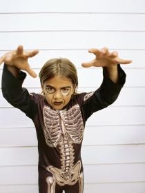 Los niños, principales protagonistas de Halloween