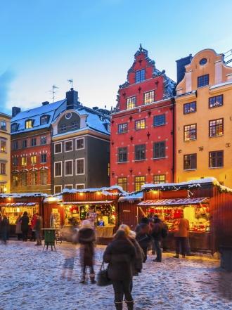Decoración navideña en el mundo