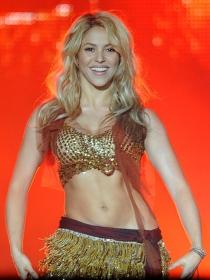 Los looks de Shakira