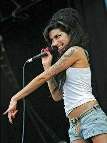 Amy Winehouse, su vida en imágenes