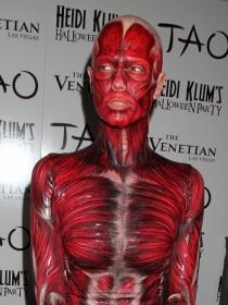 Los disfraces de Heidi Klum, estrella de Halloween y Carnaval