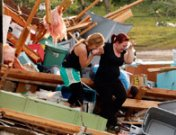 Pesadilla en Oklahoma: fotos de la tragedia de los tornados asesinos