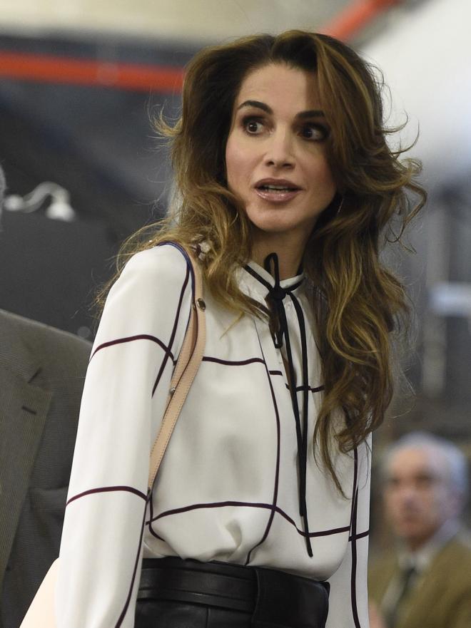 El look de Rania de Jordania: la Reina más bella y elegante