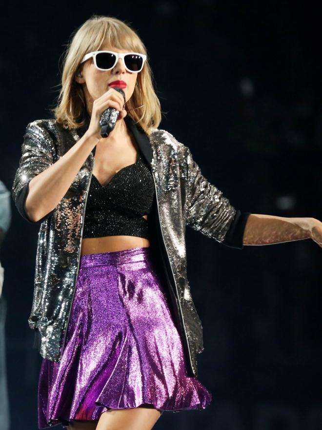 Look de Taylor Swift: sus mejores vestidos