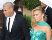 Los looks de las novias del Barça en la boda de Xavi Hernández
