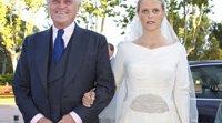 Los looks de la boda de Leticia, la hija de Ramón Calderón