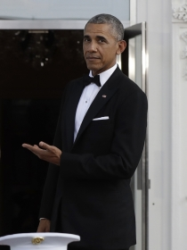 Los Obama, una familia muy unida: Michelle y las hijas del presidente de EEUU