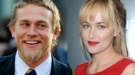 Los actores de 50 Sombras de Grey: Charlie Hunnam y Dakota Johnson
