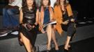 Desfile de famosos en la Madrid Fashion Week