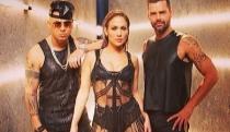 Jennifer Lopez y Ricky Martin se pasan al reggaeton en 'Adrenalina'