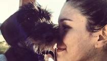 El extraordinario perro de Blanca Suárez: ¿es Pistacho un paparazzi disfrazado?