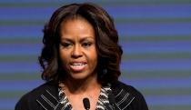Michelle Obama, conmovida: el drama del paro en los ojos de una niña