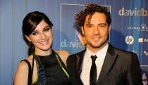 David Bisbal y María Valverde, juntos en el videoclip de 'No amanece'