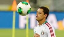 Chicharito, a la altura de Neymar o Cesc Fàbregas en el Mundial 2014