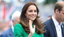 Kate Middleton celebra, supuestamente embarazada, el cumpleaños del Príncipe Jorge