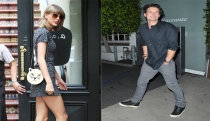 Orlando Bloom harto de su vecina Taylor Swift