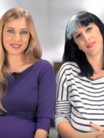 Elsa Pataky y Jessica Alba: cómo vestir en el embarazo