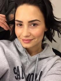 Demi Lovato y Lady Gaga: famosas estupendas sin maquillar