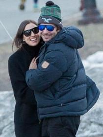 Irina Shayk y Bradley Cooper: así es la vida de la pareja más sexy