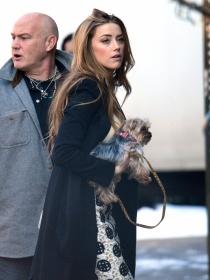 Amber Heard, la problemática de su divorcio con Johnny Depp