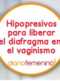 Ejercicios hipopresivos para relajar el diafragma en el vaginismo
