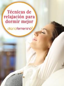Técnicas de relajación: 3 ejercicios para dormir mejor