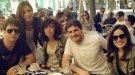 La juerga de Sara Carbonero e Iker Casillas
