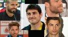 Casillas, Piqué, Xabi Alonso... e incluso Ramos, más sexys que Ronaldo
