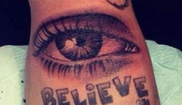 Mal De Ojo Tattoo