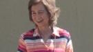 La reina Sofía ya no está sola en Mallorca, ¿pero dónde está Letizia?
