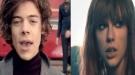 Taylor Swift no puede olvidar a Harry Styles y se porta como una niña