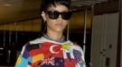 Rihanna cambia su vestido internacional por un bolso en forma de pene