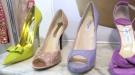 Moda: no te cortes y llena de color tus zapatos