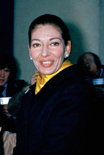 María Callas: pasión por los hombres tóxicos