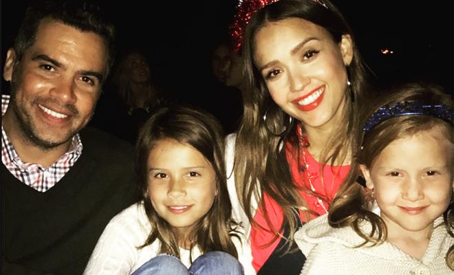 Jessica Alba: las fotos más divertidas con sus hijas