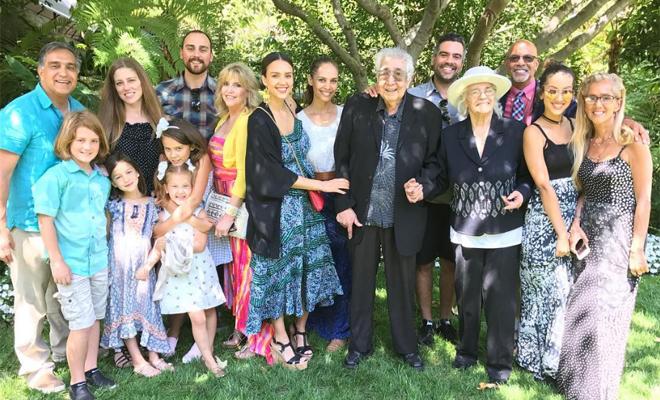 Jessica Alba: las fotos más divertidas con sus hijas y familia