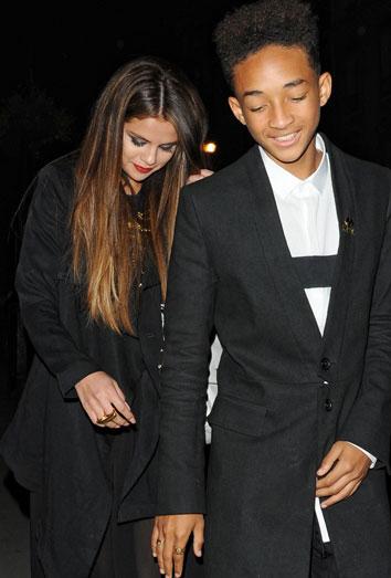 Gómez se venga de Justin Bieber con Jaden Smith, amigo del cantante