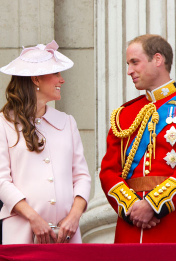 Kate Middleton ingresada en el hospital para dar a luz