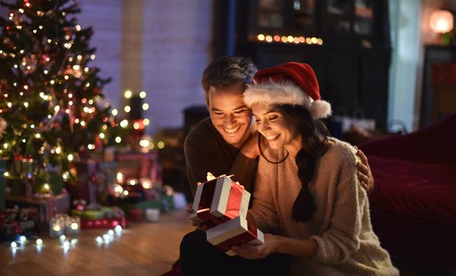Carta De Amor En Nochebuena Juntos En La Distancia