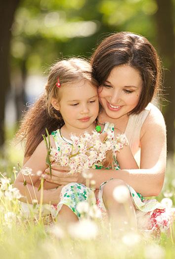 Frases De Amor Para Una Hija La Alegria De Ver Crecer A Tu Pequena