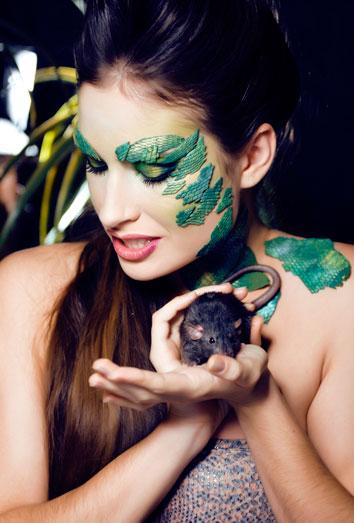 Compatibilidad en el amor según el zodiaco chino: la mujer Rata. - 176776-rata
