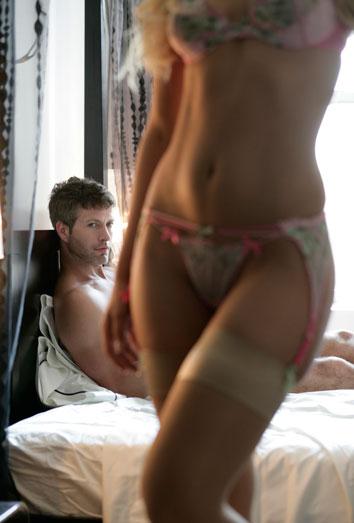 Fotos sexy entre chico y chica