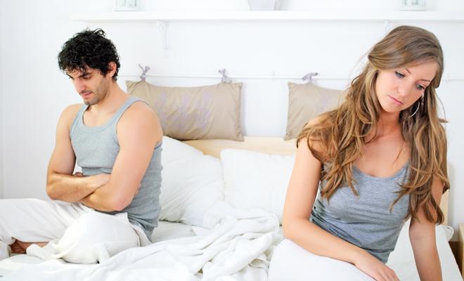 Cuando falla el sexo en pareja