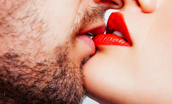 Resultado de imagen para besos apasionados