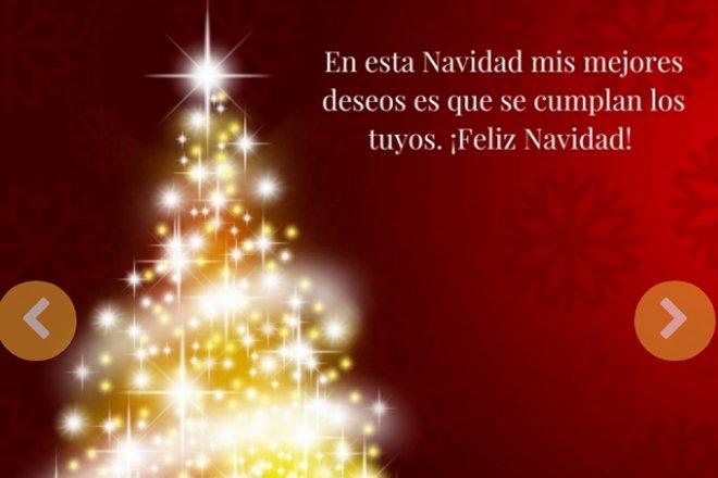 Felicitaciones de navidad mensajes navideРіВ±os