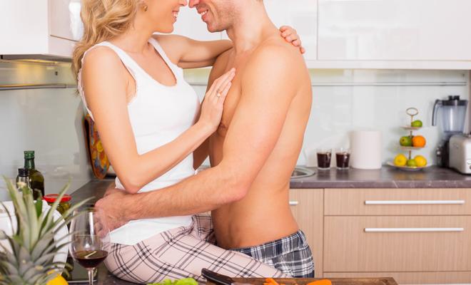 8 sitios para tener sexo en casa